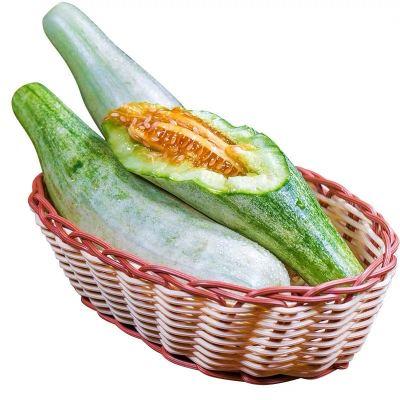 【靚果匯】羊角蜜甜瓜5斤裝  香瓜清脆爽口 農家新鮮水果