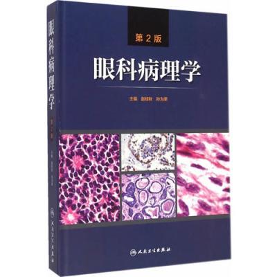 眼科病理學(第2版)