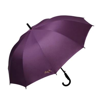 天堂 193E碰击布直杆自开商务伞晴雨伞