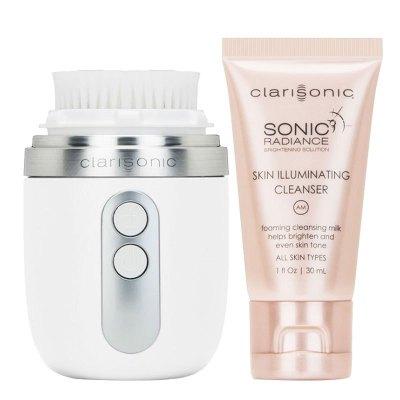 【戰痘小精靈】CLARISONIC科萊麗 Mia Fit 小型電動潔面儀 白色 深層清潔 清潔毛孔 各種膚質通用
