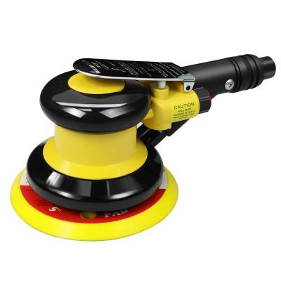 气动打磨机抛光机汽车打蜡风磨机腻子汽动砂纸气动工具干磨气磨机 全钢 单机