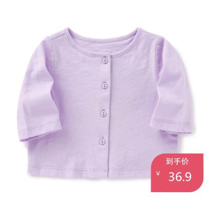巴拉巴拉童裝女童外套夏裝新款兒童薄款外衣小童寶寶上衣純棉