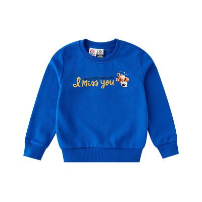 【愛寵大機密IP款】小豬班納親子裝衛衣2019秋冬裝男童女童T恤一家三口一家四口T恤