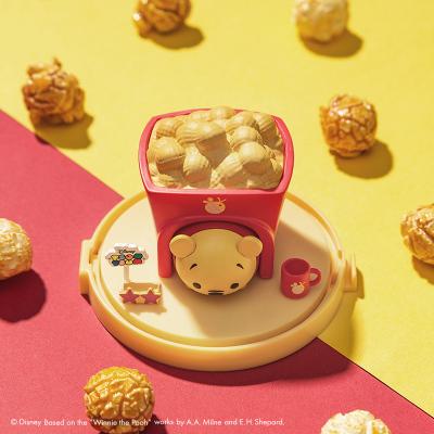 迪士尼松松TSUM甜品屋盲盒米奇米妮小熊維尼手辦公仔動漫周邊擺件