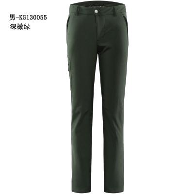 KAILAS凱樂石 戶外運動男女款徒步軟殼長褲