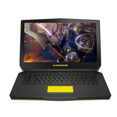 【二手9成新】外星人二手笔记本13英寸吃鸡游戏本电脑酷睿i5-4200 8G 256G固态 GTX860