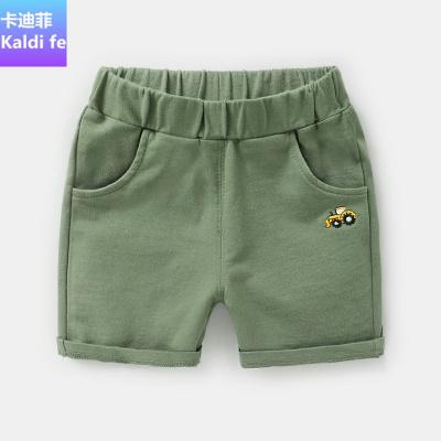 【工廠直發】男童運動短褲子夏裝童裝中褲1歲3小童寶寶兒童潮嬰兒夏季女童薄款邁詩蒙