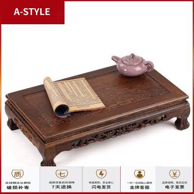 苏宁放心购鸡翅木长方小茶几飘窗茶台炕几中式红木炕桌榻榻米桌子地桌矮桌A-STYLE