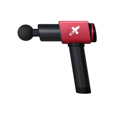 蘇寧極物 × 麥瑞克街舞同款筋膜槍肌肉放松器靜音筋膜槍電動健身按摩錘時尚紅
