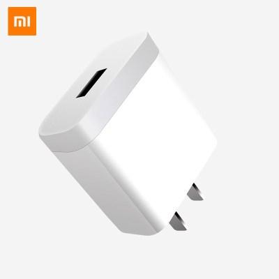 小米(mi)USB充电器快充版(18W)白色 MDY-08-ES