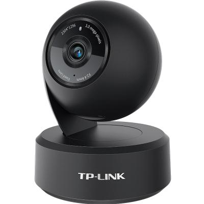 TP-LINK 无线监控摄像头300万高清云台 家用网络智能安防360度全景wifi手机远程红外夜视IPC43AN-4