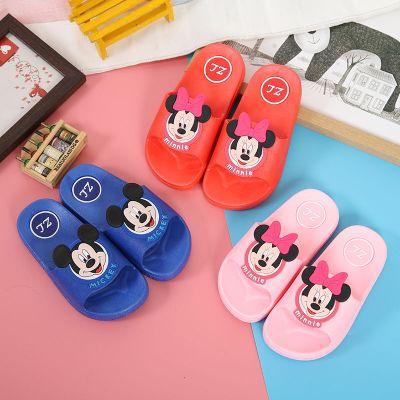 飞言儿童拖鞋夏男女童小孩宝宝新款浴室防滑室内可爱卡通洗澡凉拖鞋