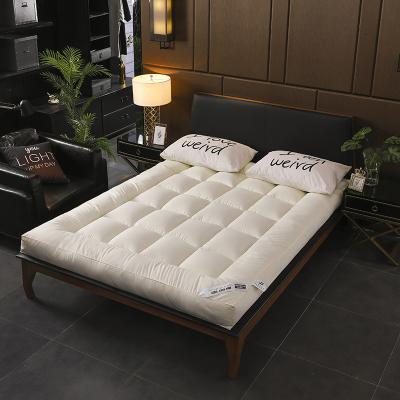 北极绒酒店床垫软垫1.5m床褥子1.8米双人家用加厚羽丝绒垫被