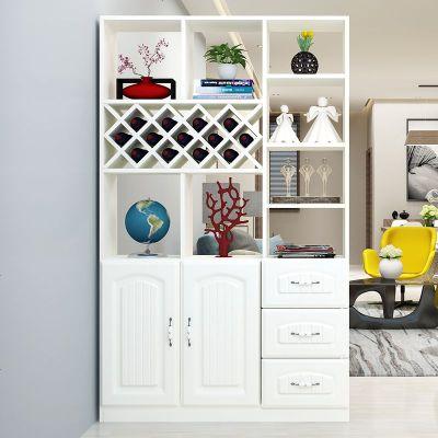 酒柜隔斷柜現代簡約客廳屏風柜雙面裝飾廳柜一體鞋柜進玄關柜