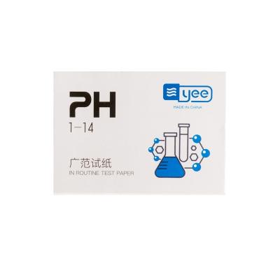 闪电客鱼缸水质酸碱度测量PH水质测试纸养鱼快速方便检查酸碱溶液 PH测试纸×10 [检测水质酸碱度]