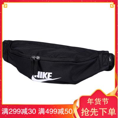 Nike耐克男包女包新款户外休闲腰包斜挎包单肩包跑步健身胸包BA5750-010 C