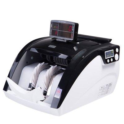 康艺(KANGYI)JBYD-HT-2700+(B) 点验钞机智能商用无语音验钞机黑白 支持2019新款