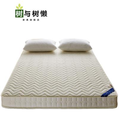 樹與樹懶 新品記憶棉床墊加厚記憶棉床墊1.5m1.8m單人學生宿舍1.2米海綿床褥床墊子