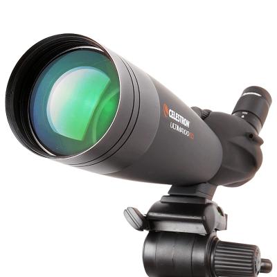 星特朗Ultima 22-66×100AED观鸟单筒望远镜 支架式 防水消色差 高倍高清成像