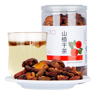 天方瓶装山楂130g 山楂干泡茶 水果茶果味茶