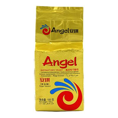 安琪 耐高糖 高活性干酵母100g 袋裝 發酵粉 即發酵烘焙家用面包蛋糕干發酵粉 安琪出品 值得信賴