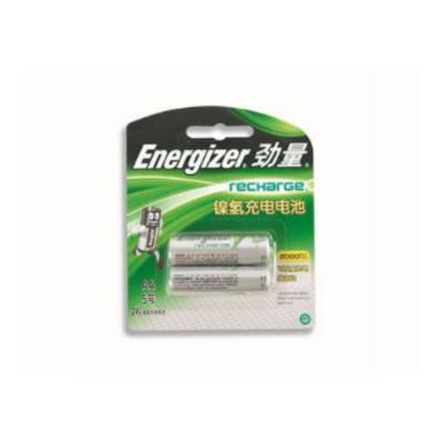 劲量 Energizer NH15 BP2 (2000MAH) 劲量充电电池5号,2000毫安,2节卡装