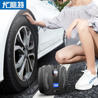 尤利特(UNIT)车载充气泵 YD-371S 汽车用点烟器电源直流12V 照明功能补胎功能胎测功能打气泵打气机数显预设款