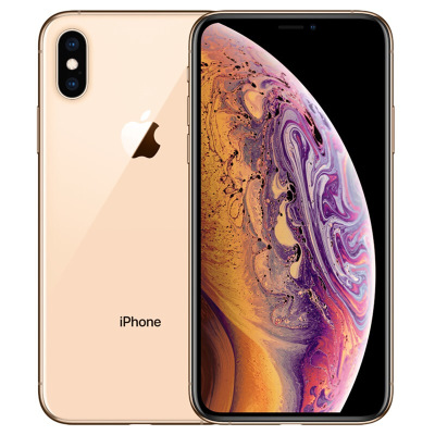 Apple 苹果 iPhone XS Max 256GB 金色 4G手机