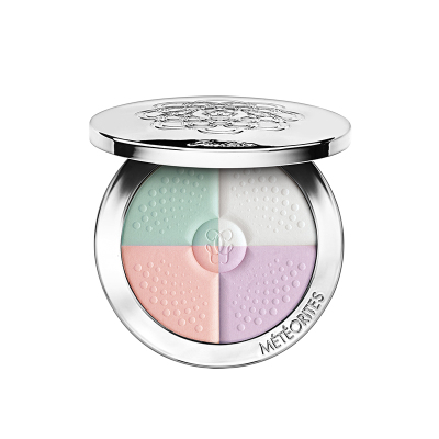 Guerlain娇兰 幻彩流星蜜粉饼 8g #2-clair 珍珠色 修容提亮 控油定妆 干粉西班牙直邮
