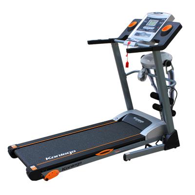 康乐佳542C-1电动跑步机 家用可折叠多功能健身器材静音全新原装