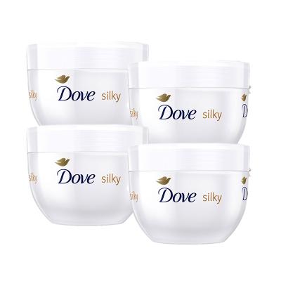 4瓶 | Dove 多芬 身体润肤乳 300ml/瓶 经典大白碗
