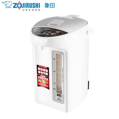 象印(ZO JIRUSHI)电热水瓶CV-TNH40C电热水瓶家用真空保温烧水电热水壶4L
