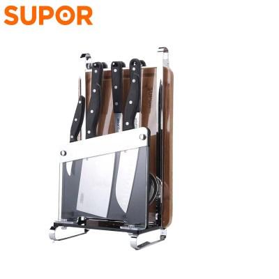 苏泊尔(SUPOR)游刃系列Ⅰ刀铲组合8件套T1014K
