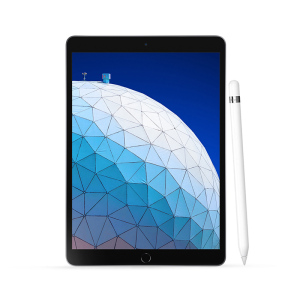 Apple iPad Air3 2019款平板电脑10.5英寸 256GB WiFi版灰色+Apple Pencil一代