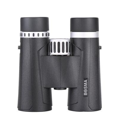 博冠(BOSMA)乐观2高倍高清充氮防水微光夜视观鸟镜手机拍照屋脊双筒手持式普通望远镜