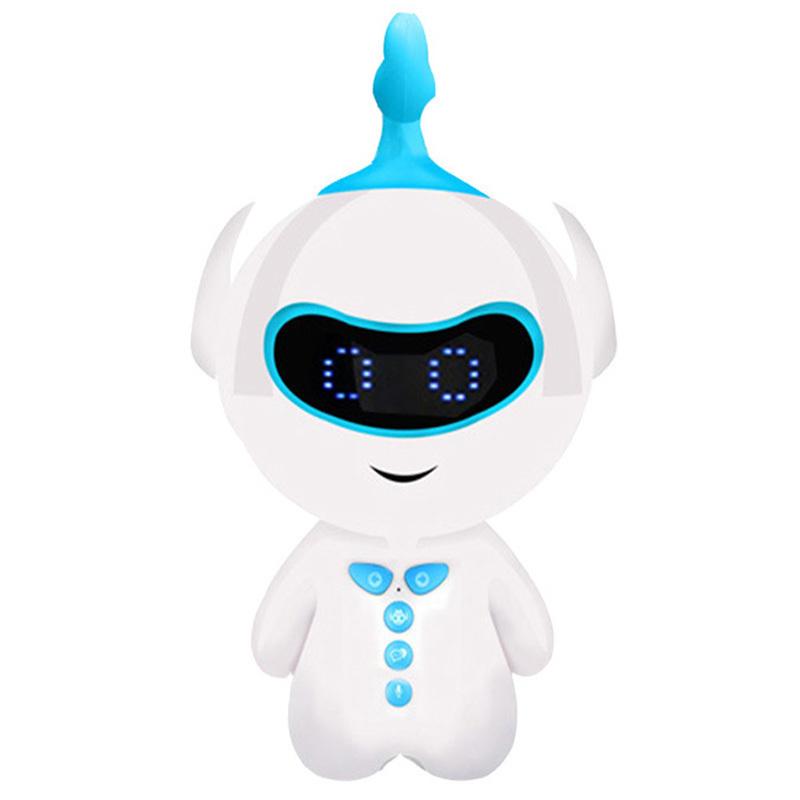 玮誉(WEIYU)智能早教机智能机器人故事机语音互动儿童学习wifi教育益智小U机器人PVC环保材质