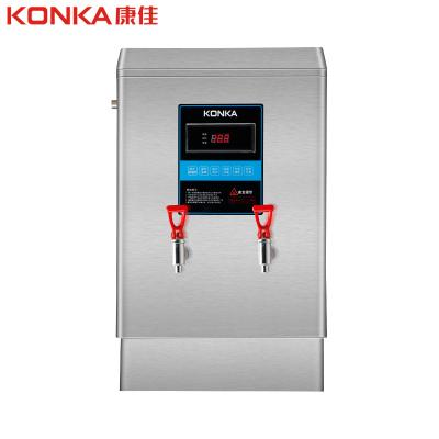 康佳(KONKA)KW-6029数显保温款 商用开水器6KW全自动不锈钢饮水机学校工厂奶茶店烧水电热开水机60L/H