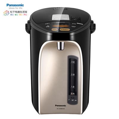 松下 (Panasonic) 电水壶 NC-SC4000-KN 电热水瓶 可预约 全自动智能保温烧水壶 4种定时预约