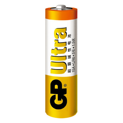 超霸 GP15AU-2IL8 高能量碱性电池5号 /8节装