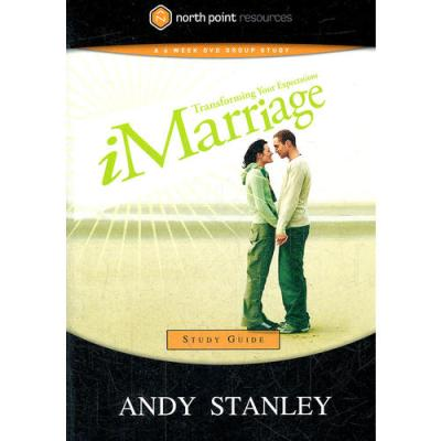 IMARRIAGE STUDY GUIDE(ISBN=9781590526651) 英文原版