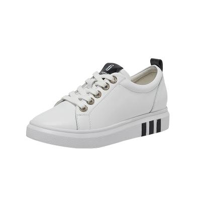 马克华菲女士板鞋2019年春季新款潮流百搭平底韩版小白鞋单鞋女鞋