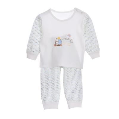 亿婴儿 婴幼儿纯棉内衣棉套头套装男女宝宝婴幼儿通用73cm;90cm;80cm;100cm Y2015