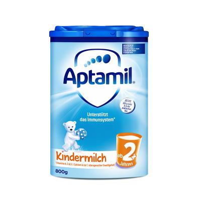 原装进口德国爱他美AptamilAptamil婴幼儿牛奶奶粉2+段(2岁以上)800g