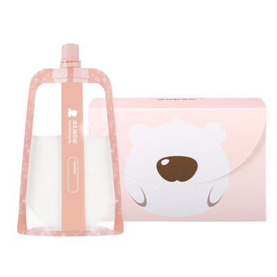 小白熊母乳储存袋/瓶多功能储奶袋/瓶果汁保鲜袋母乳保鲜袋150ml 30pcs09778