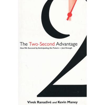 TWO-SECOND ADVANTAGE, THE(ISBN=9780307887658) 英文原版