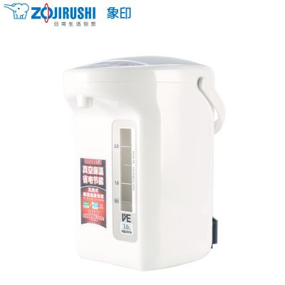 象印(ZO JIRUSHI)电热水瓶CV-TNH30C日本进口温控器按键式电热水瓶家用真空保温烧水电热水壶 3L 防干烧